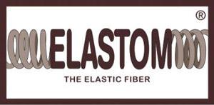 Bajera Ajustable Extra Elástica de Textil Blanca con Fibra Elastom