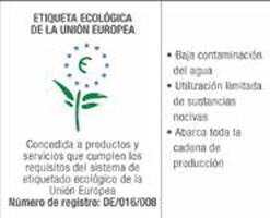 Etiqueta Ecológica Eco-Label
