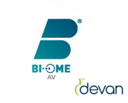 Tecnología BI-OME-AV antivirus y antibacterias