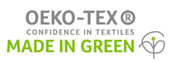 Certificado OEKO-Tex Made in Green