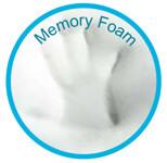 Almohada Universal AH21 con Memory Foam