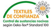 Certificado Oeko Tex Standar 100