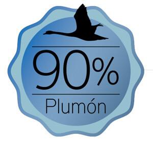 Relleno Nórdico RP84 de Plumón 90% Pikolin Home