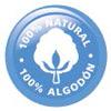 Composición de Algodón 100% del Protector de Colchon Impermeable de Punto de Algodón de Velfont