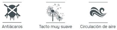 Ventajas del Relleno Nórdico Eco Antiácaros de Mash