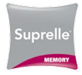 Microfibra Suprelle Memory efecto visco